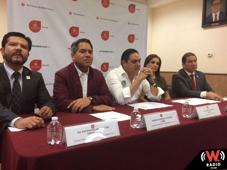 CETOT, Guadalajara y SSJ firman convenio de colaboración
