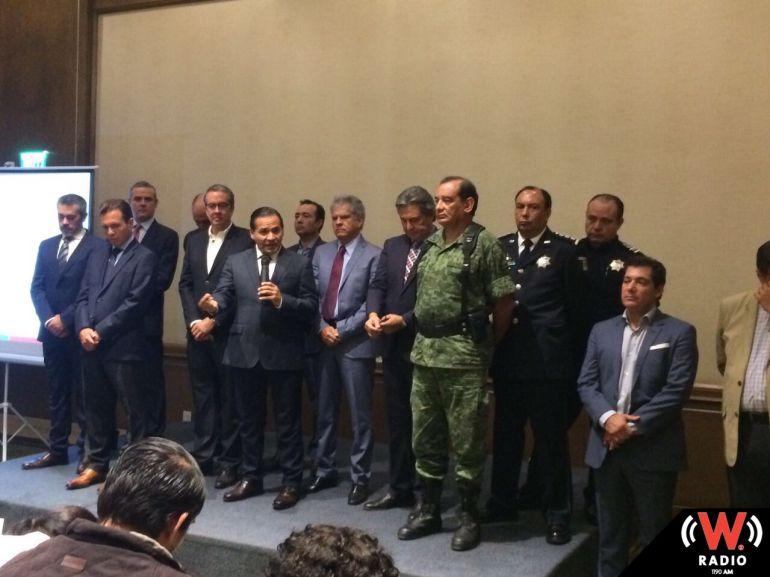 Consejo Ciudadano de Seguridad arranca operativos en conjunto
