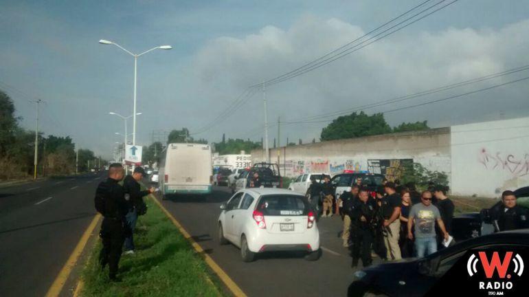 Asesinan a policía de Tlaquepaque