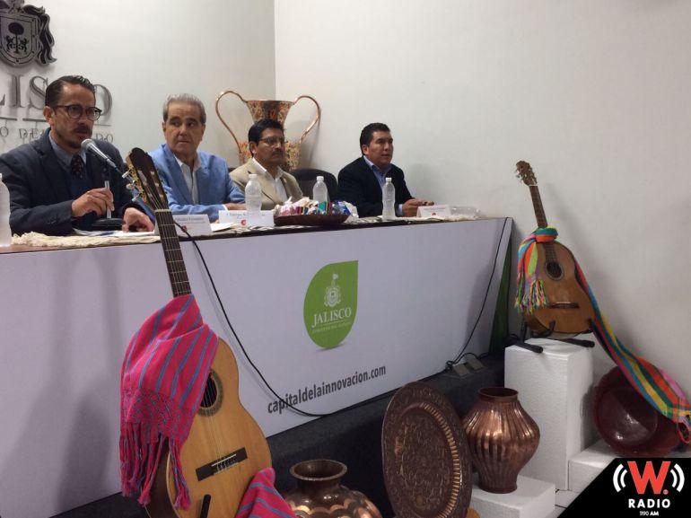 Jalisco y Michoacán promueven la Feria del Cobre