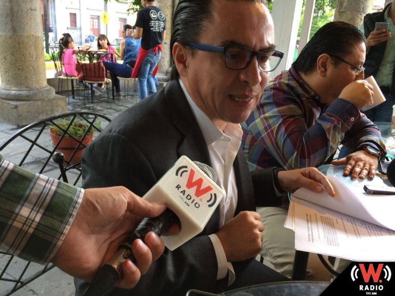 """""""Ratificación en Zapopan está fuera de la ley"""": Rizo"""