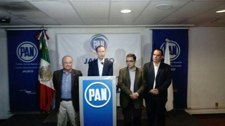 PAN avala la conformación del Nuevo Sistema Anticorrupción