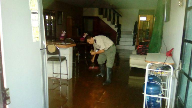 Lluvias dañan al menos 50 viviendas en Tepatitlán