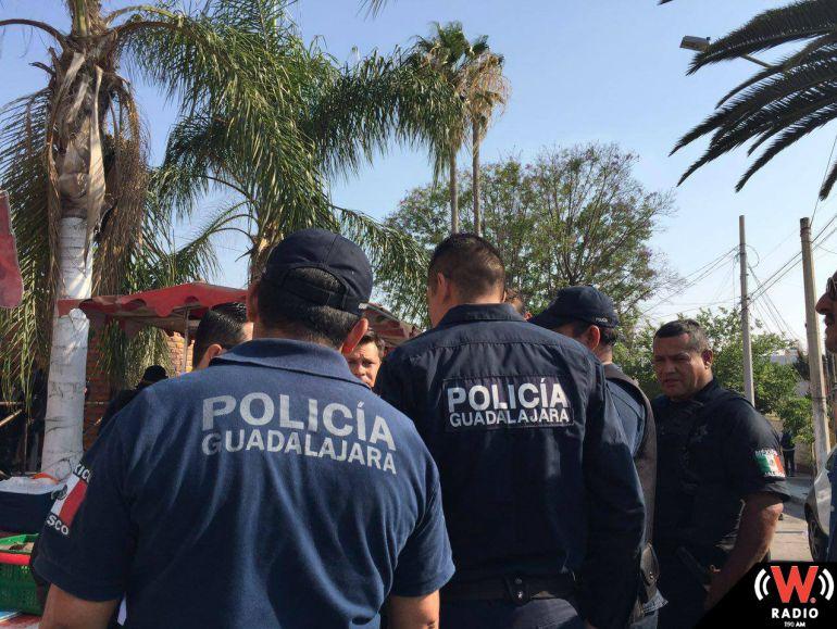 Guadalajara está por debajo de la media nacional en índices de inseguridad