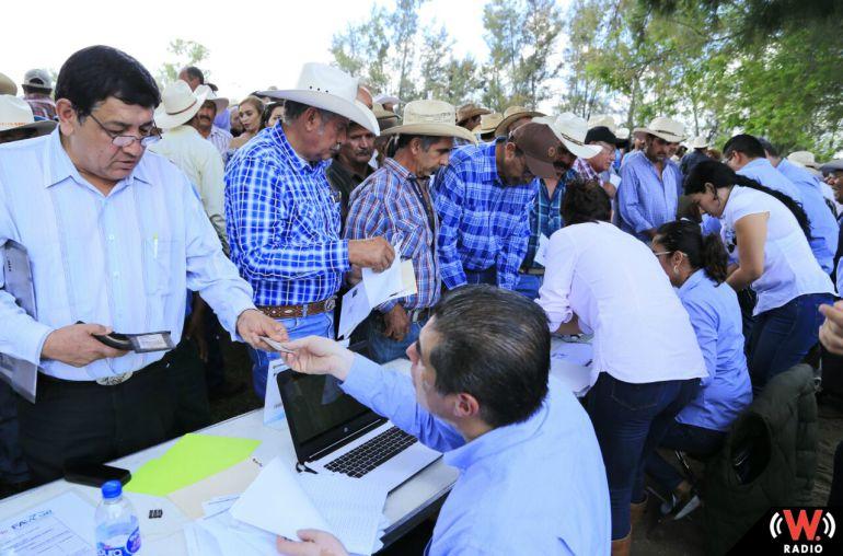 Otorgan apoyo a ganaderos jaliscienses debido a sequías
