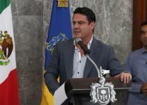 Gobernador propone que auditor y magistrados sean elegidos por Comité de Participación Social