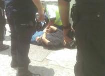 Detienen a sujeto tras haber asaltado a cuentahabiente de una casa de bolsa