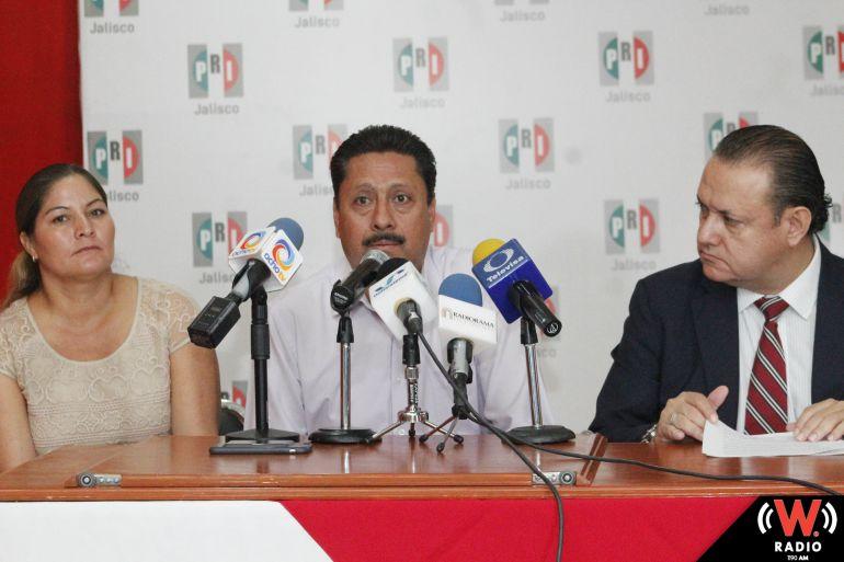 PRI Jalisco denuncia a regidor de MC por abuso de autoridad y agresiones