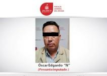 Detienen a otro docente por presunto abuso sexual, ahora en Tonalá