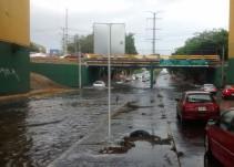 Anuncian proyecto para mitigar inundaciones en Arcos del Milenio