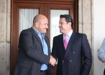 Aristóteles y Alfaro analizan proponer nuevas reformas para el Sistema de Justicia Penal