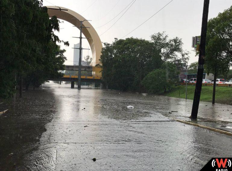 Comenzará hasta octubre obra para evitar inundación en los Arcos del Milenio