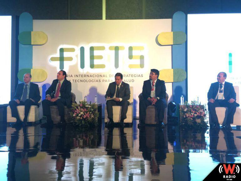 Inauguran la Feria Internacional de Estrategias y Tecnologías para la Salud