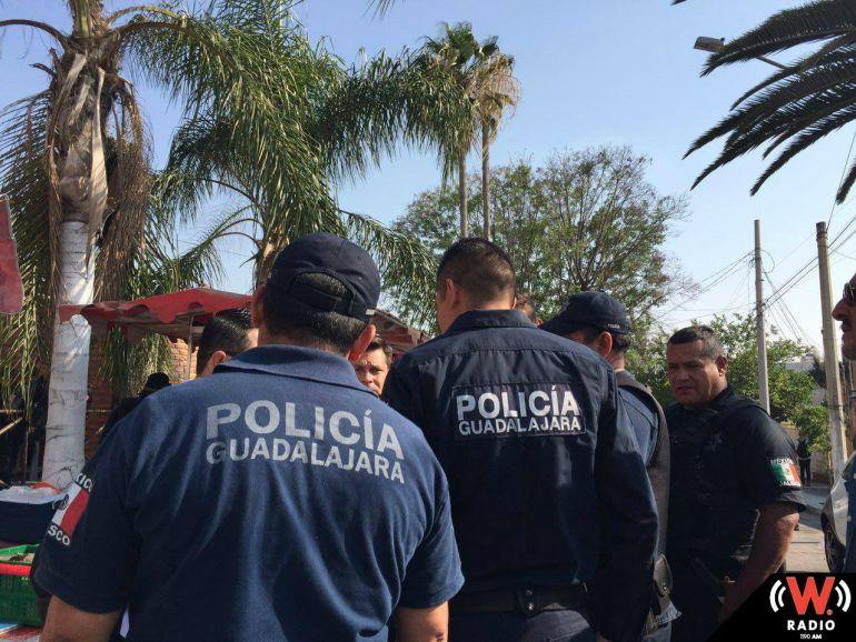 Buscan empresa que pueda asegurar gastos médicos a los policías de Guadalajara