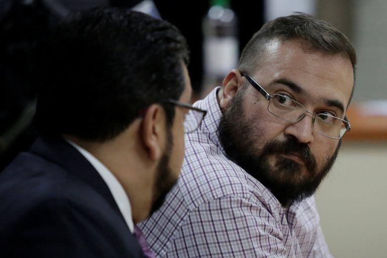 Detienen en Puerto Vallarta a pareja sentimental del ex gobernador de Veracruz