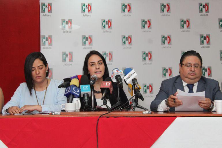 PRI busca que sancionen a MC por ejercicio de ratificación de mandato