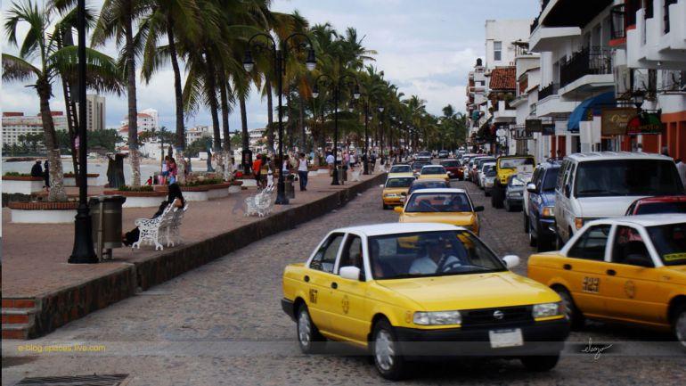 Buscarán sacar a Uber de Puerto Vallarta