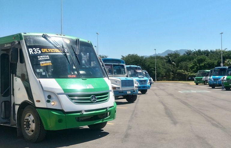 Modelo Ruta- Empresa en Puerto Vallarta no avanzará si no hay diálogo