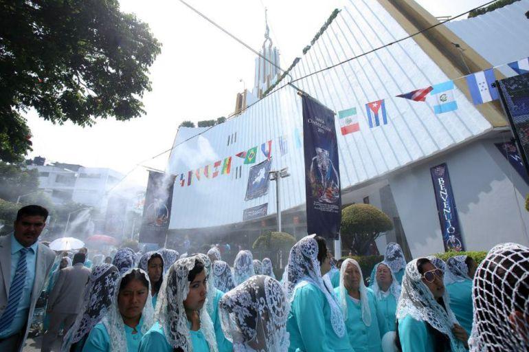Se esperan más de 500 mil feligreses para la celebración de la Luz del Mundo