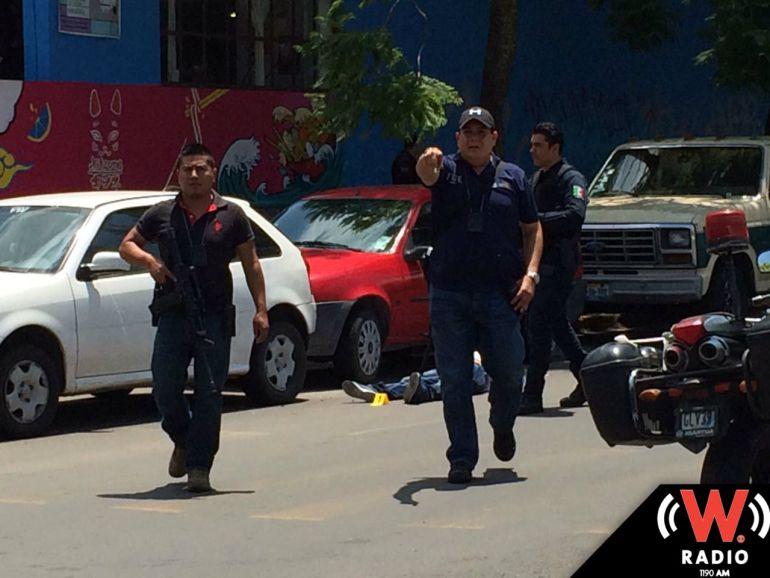 Muere un delincuente tras enfrentamiento con guardias de seguridad privada