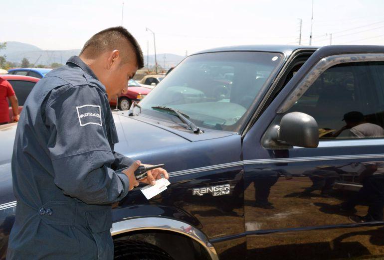 Conoce cómo son los operativos contra coches robados en Zapopan