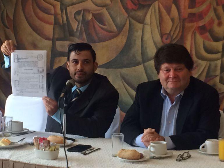 Subrogatarios de Sistecozome piden les permitan comprar la empresa
