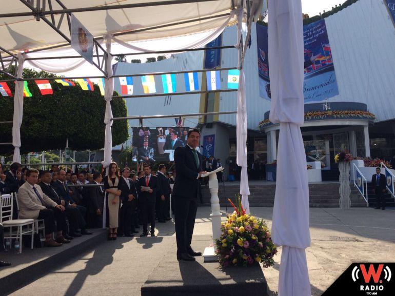 Asegura el gobernador que en Jalisco se respeta la libertad de culto