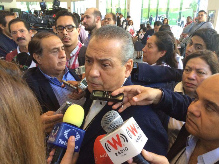 """PRI realiza mesa nacional de """"Visión a futuro"""" en Jalisco"""