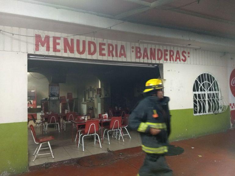 Se registra varios incendios en las últimas horas