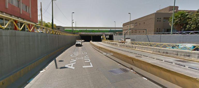 Lluvias no han provocado daños en túneles vehiculares