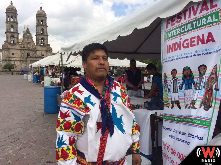 Invitan al Festival Intercultural Indígena en Zapopan del 9 al 15 de agosto