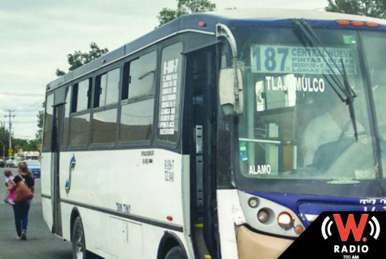 SEMOV y SCT trabajaban para levantamiento de placas otorgadas al transporte público