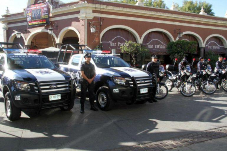 Tlaquepaque enfrenta problema para cubrir policías