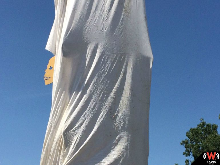 Inauguran la segunda escultura del programa de arte urbano del ayuntamiento tapatío