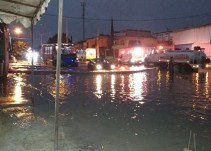 Lluvias dejan afectaciones en la ZMG; es Tonalá el más afectado