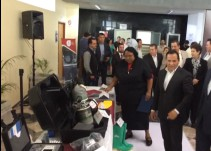FGE recibe equipo especial del plan Mérida