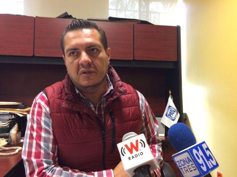 Regidor panista pedirá recursos para construcción de desnivel en Periférico y Tabachines