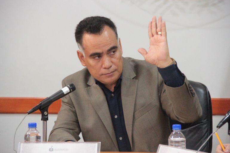 Preguntarán diputados a SCJN qué hacer en el caso del magistrado, Flores Allende