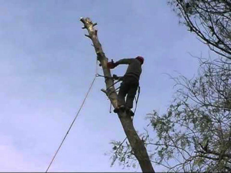 Trabajador de empresa cablera se lesiona al recibir descarga eléctrica