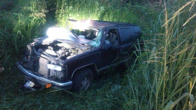 Accidente deja a 4 lesionados en Zapotlanejo