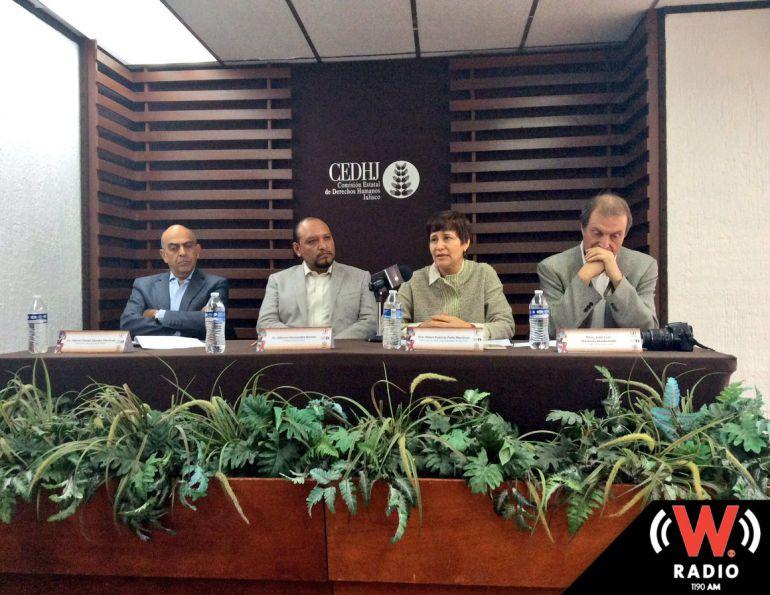 Nuevo presidente de la CEDH tiene grandes retos: Dante Haro