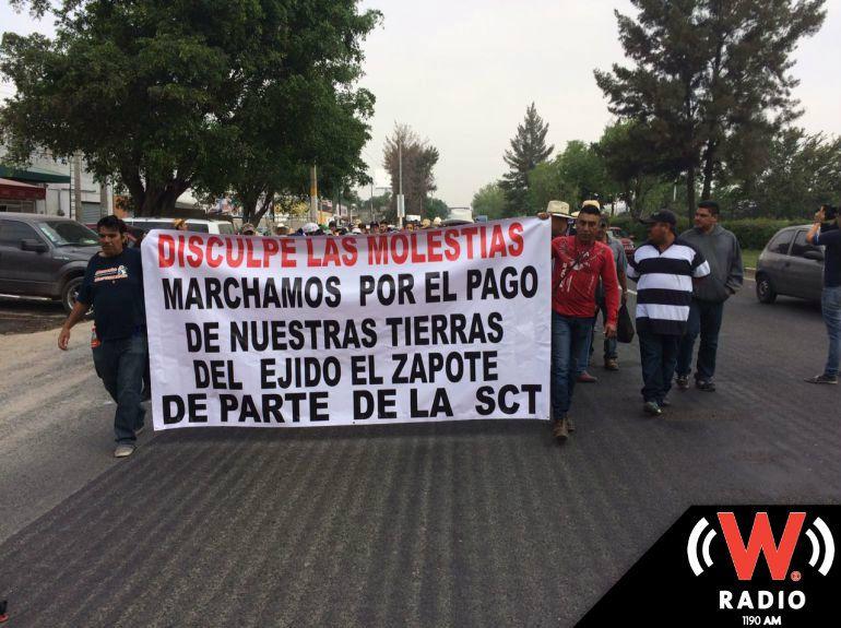 Ejidatarios dispuestos a negociar la venta de terrenos para ampliar Aeropuerto de Guadalajara