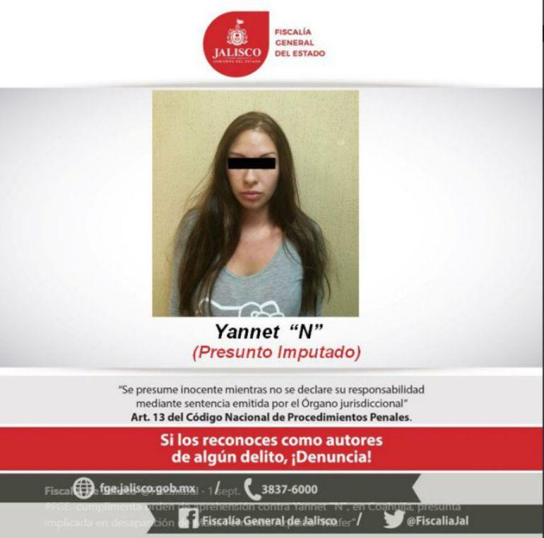 Detenida por el caso de Mafer Azpeitia tendrá su primera audiencia