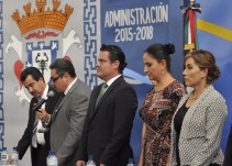 Alcalde de Colotlán presenta informe de gobierno en presencia de gobernador de Jalisco