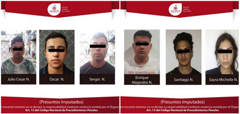 Detienen a banda de secuestradores en Jocotepec