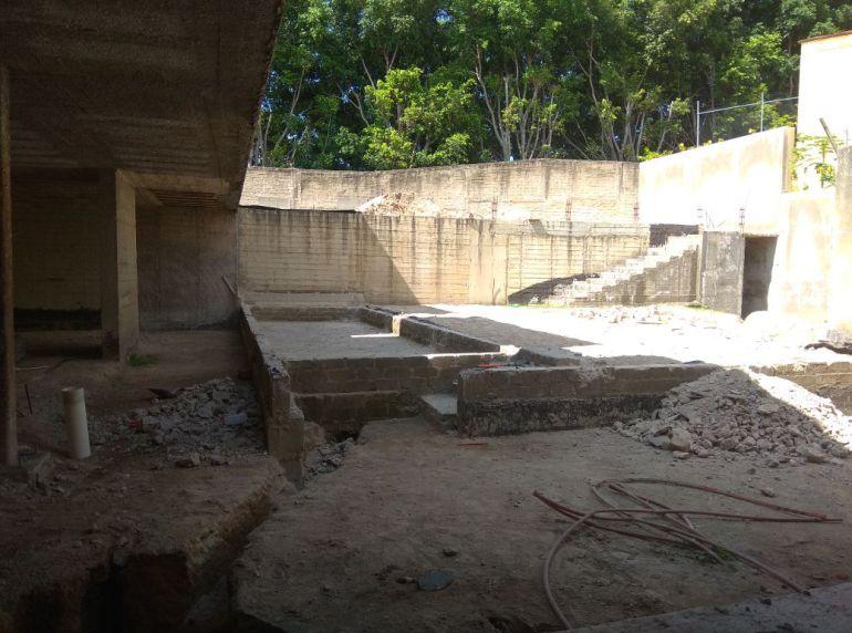 Bomberos de Zapopan rescatan a trabajador que quedó sepultado