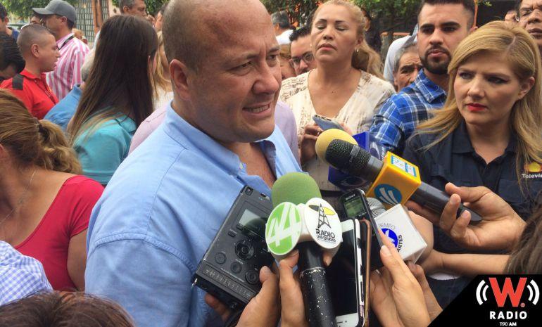 Alfaro revelará su futuro político antes de concluir 2017