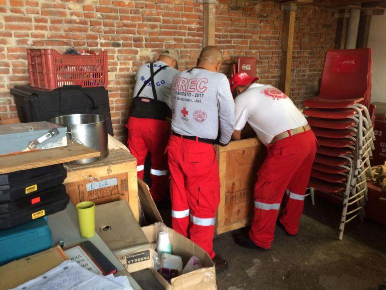 Realiza Protección Civil de Mier simulacro incendio en el COBAT # 11