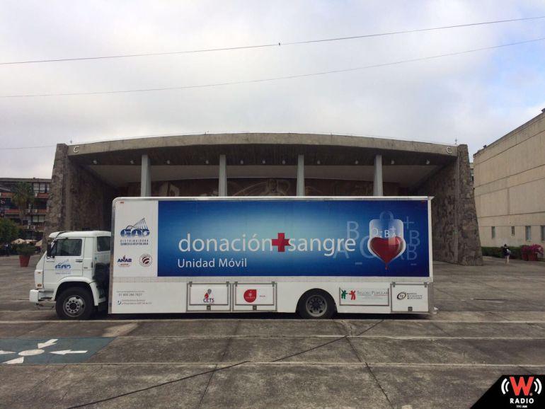 Unidad de donación de sangre recorre por diferentes centros universitarios de la UdeG