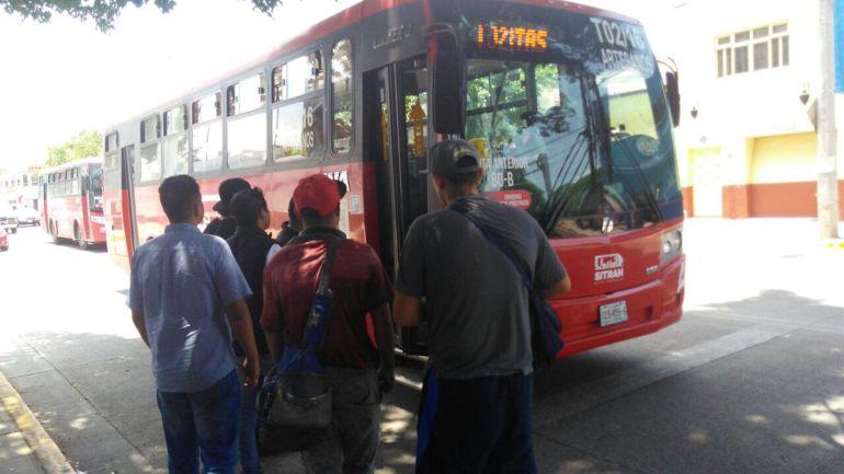 En octubre aumenta la tarifa de la ruta Artesanos de SITRAN